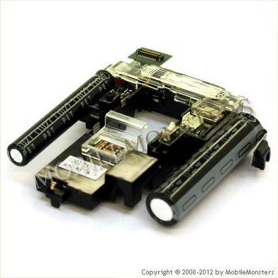 Šleife Sony Ericsson C905 ar zbspuldze