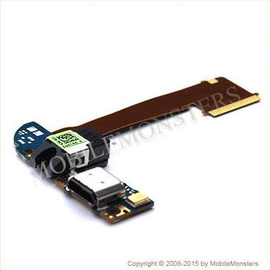 Šleife HTC One M8 USB konnektors