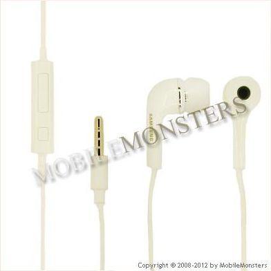 Austiņas Samsung EHS64AVFWE Baltie stereo
