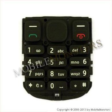 Tastatūra Nokia 101  Melnā