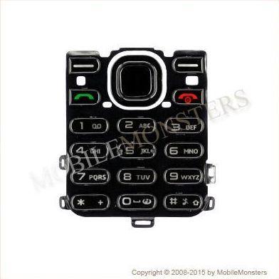 Tastatūra Nokia 5220 Xpress Music  Zila