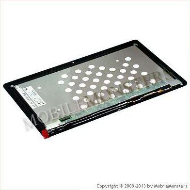Displejs Acer Iconia Tab W510 ar Skārienjūtīgo stiklu Melns