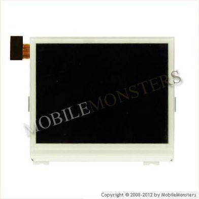Displejs BlackBerry 9700 402/444 Balts