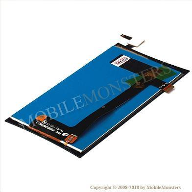 Displejs Acer Liquid E700 ar Skārienjūtīgo stiklu Melns