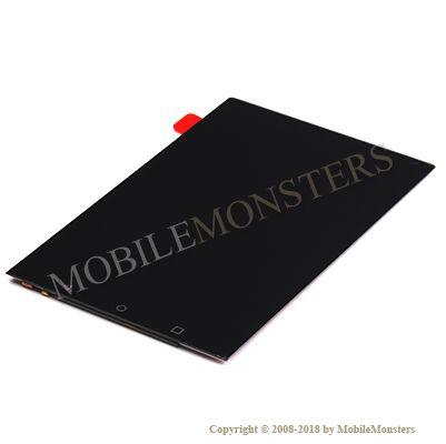 Displejs BlackBerry Keyone ar Skārienjūtīgo stiklu Melns