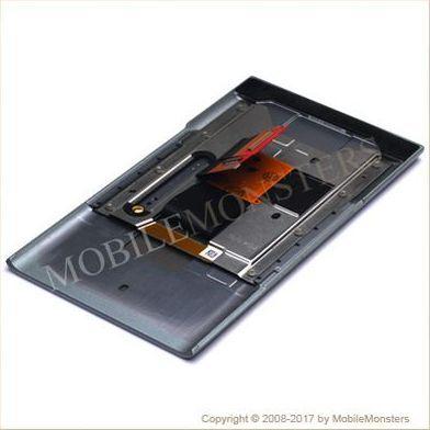 Displejs BlackBerry Priv ar Skārienjūtīgo stiklu Melns