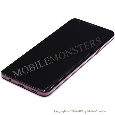 Samsung SM-G965F Galaxy S9+ Displeja un stikla maiņa