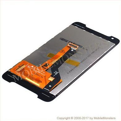 Displejs HTC Desire 628 ar Skārienjūtīgo stiklu Melns