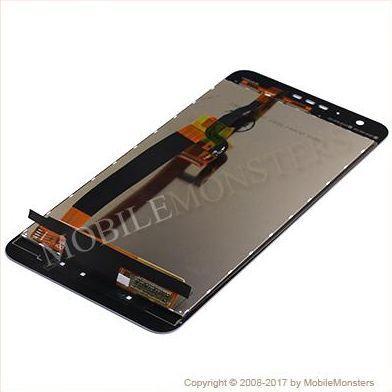 Displejs HTC Desire 825 ar Skārienjūtīgo stiklu Melns
