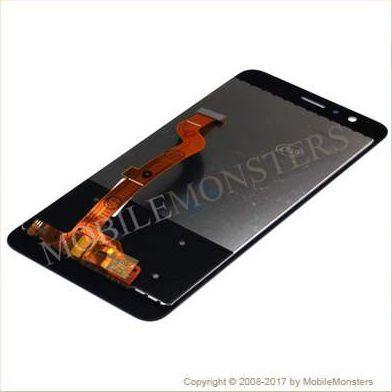 Дисплей Huawei Honor 8 (FRD-L09) с Тачскрином и Стеклом Золотой