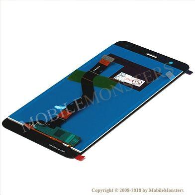 Displejs Huawei P10 Lite (WAS-LX1) ar Skārienjūtīgo stiklu Zelts