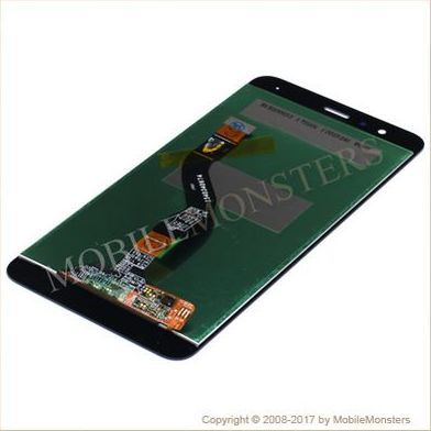 Displejs Huawei P10 Lite (WAS-LX1) ar Skārienjūtīgo stiklu Balts