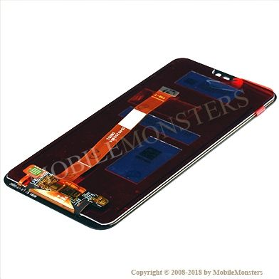 Lcd Huawei P20 Lite (ANE-LX1) with Touchscreen and Lens Black