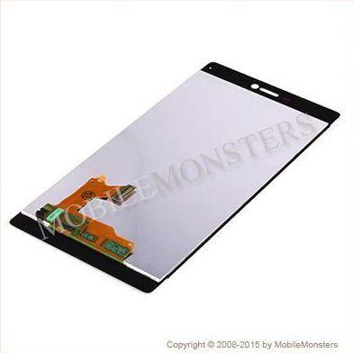 Displejs Huawei P8 (GRA-L09) ar Skārienjūtīgo stiklu Balts