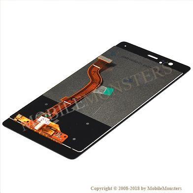 Displejs Huawei P9 (EVA-L19) ar Skārienjūtīgo stiklu Zelts