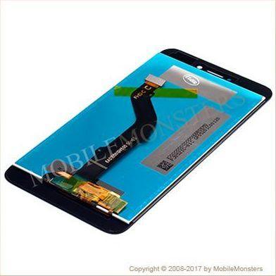 Displejs Huawei P9 Lite (2017) (PRA-LX1) ar Skārienjūtīgo stiklu Zelts
