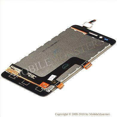 Displejs Huawei Y3 II (2) (LUA-L21) ar Skārienjūtīgo stiklu Zelts