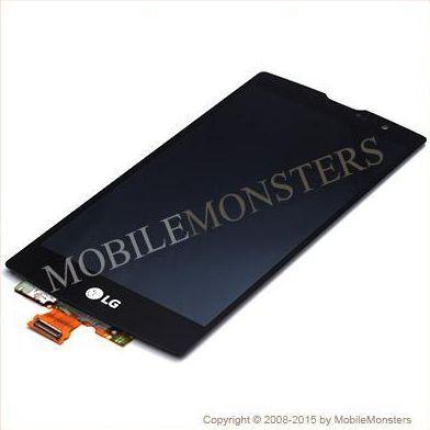 Displejs LG H525N G4c ar Skārienjūtīgo stiklu Melns