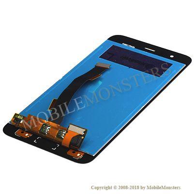 Displejs Meizu M6 ar Skārienjūtīgo stiklu Zils