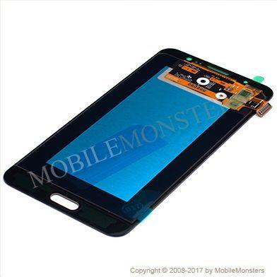 Displejs Samsung SM-J710F Galaxy J7 (2016) ar Skārienjūtīgo stiklu Zelts