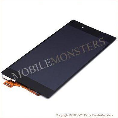 Sony E6633 Xperia Z5 Dual Displeja un stikla maiņa