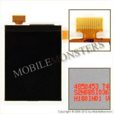 Displejs Nokia C1-01