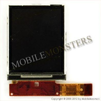 Displejs Sony Ericsson K610i