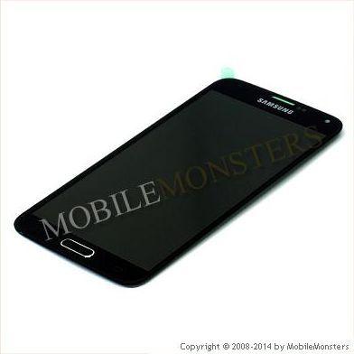 Samsung SM-G900F Galaxy S5 Displeja un stikla maiņa