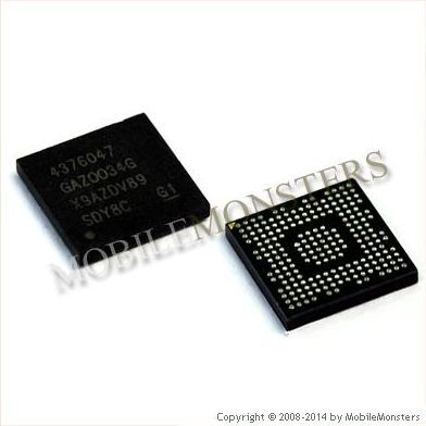 Power Control IC 4376057 GAZOO V3.5
