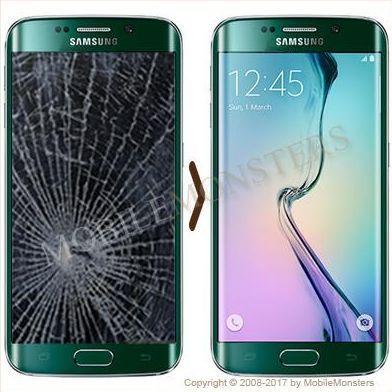 Samsung SM-G928F Galaxy S6 edge+ Displeja un stikla maiņa