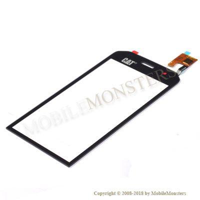 Skārienjūtīgais ekrāns Cat S41 Melns