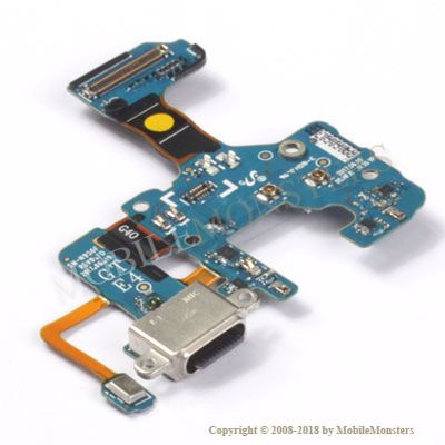 Šleife Samsung SM-N950F Galaxy Note 8 USB konnektors