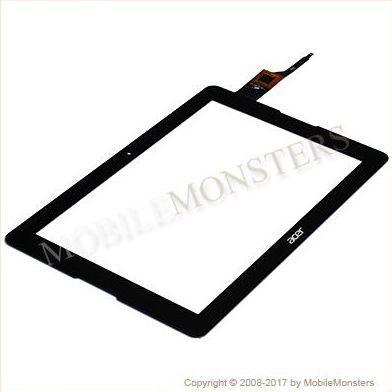 Skārienjūtīgais ekrāns Acer Iconia One 10.1 B3-A20 Melns