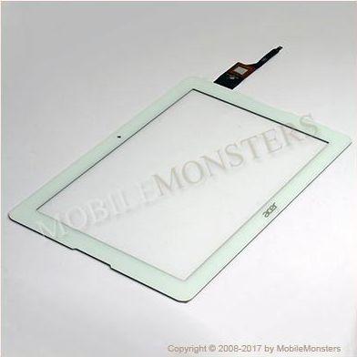 Skārienjūtīgais ekrāns Acer Iconia One 10.1 B3-A20 Balts