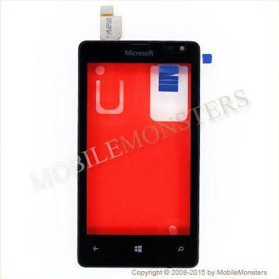 Skārienjūtīgais ekrāns Microsoft 435 Lumia