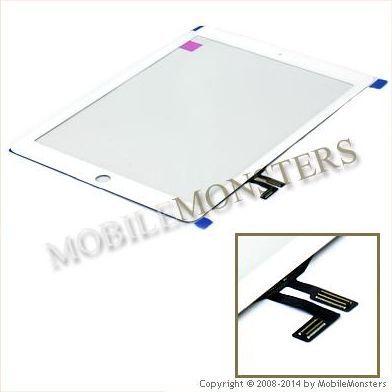 iPad Air 4G (A1475) Skārienjūtīgā stikla maiņa