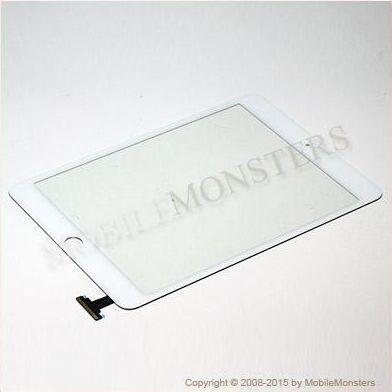iPad Mini 3 Skārienjūtīgā stikla maiņa