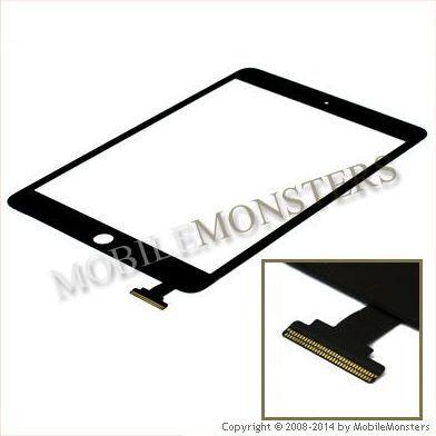 iPad Mini 2 Skārienjūtīgā stikla maiņa