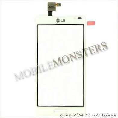 Skārienjūtīgais ekrāns LG P760 Optimus L9  Balts