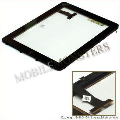 iPad 1gen 3G Skārienjūtīgā stikla maiņa