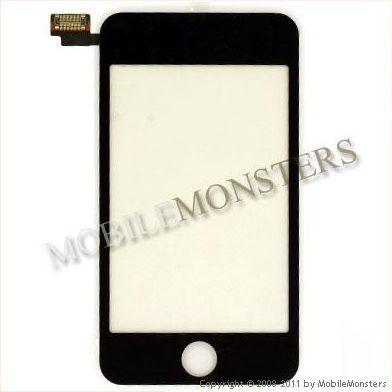 Skārienjūtīgais ekrāns iPod Touch 2g Kopija
