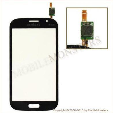 Skārienjūtīgais ekrāns Samsung i9060i Galaxy Grand Neo Plus Zils