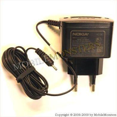 Lādētājs Nokia AC-3B Original